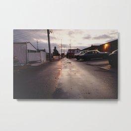 Backroad Altoona Metal Print