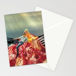 SPAGHETTI Stationery Cards