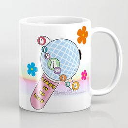 Life is DYNAMITE Coffee Mug