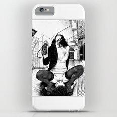 asc 589 - Une Américaine à Paris (My 4th of July in Paris) Slim Case iPhone 6 Plus