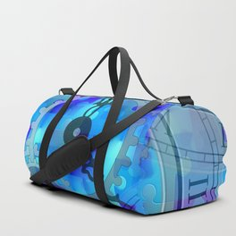 Time Puzzle Duffle Bag