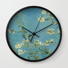 Vincent Van Gogh - Almond Blossoms Wall Clock