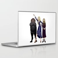 supreme Laptop & iPad Skins featuring Behold, Your New Supreme by Dan Paul Roberts