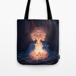 The Lily of Life Tote Bag