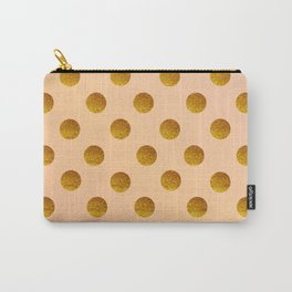 Gold balls Carry-All Pouch