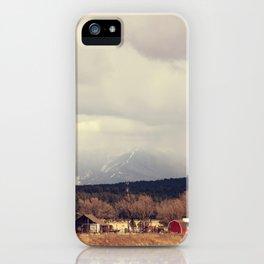 Flagstaff iPhone Case
