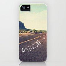 adventure iPhone (5, 5s) Slim Case
