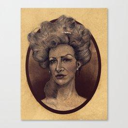 BATHÖRY Canvas Print