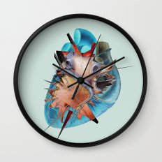 First-love Moment  Wall Clock