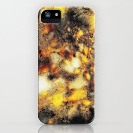 Embers iPhone Case