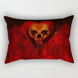 DEATHLOVE Rectangular Pillow