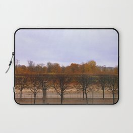 Autumn in the city Laptop Sleeve