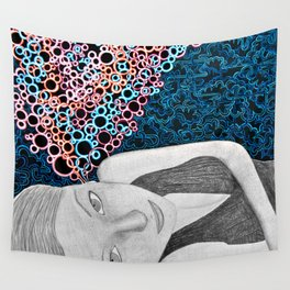 Synesthesia Wall Tapestry
