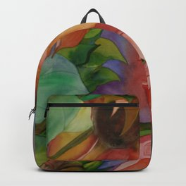 Sunflowers at Sunset Backpack