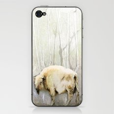White Buffalo's Hollow iPhone & iPod Skin