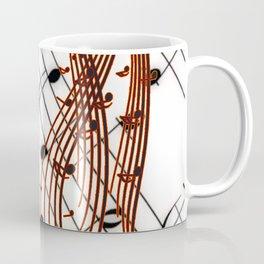 Music Flows Coffee Mug
