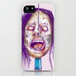 junkie iPhone Case