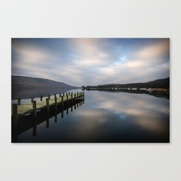 Coniston Water II Canvas Print