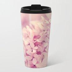 Come Hither, Pink Metal Travel Mug