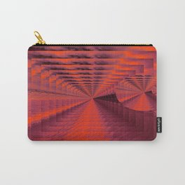 Circle Gets The Square Carry-All Pouch