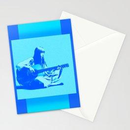 Blue Songbird Joni Mitchell Stationery Cards