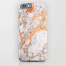 Copper Marble Slim Case iPhone 6