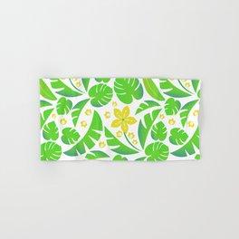 PERROQUET FLOWERS Hand & Bath Towel