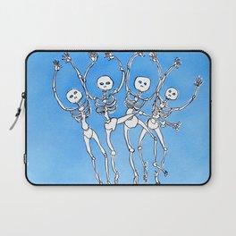 Skeleton Crew in the Morning Moon Laptop Sleeve