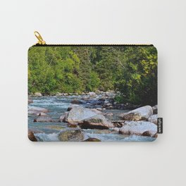 Mountain Stream - Alaska Carry-All Pouch