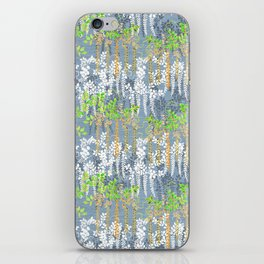 Beautiful Floral pattern iPhone Skin