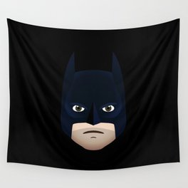 I'm Bat-Man (Emoji) Wall Tapestry