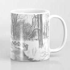 Snowy Landscape Mug