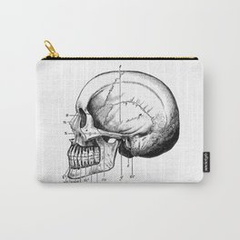 Skull 3 Carry-All Pouch