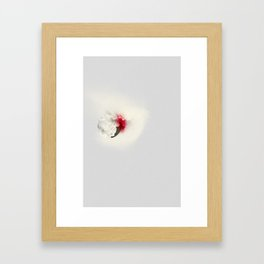 Flightless Framed Art Print