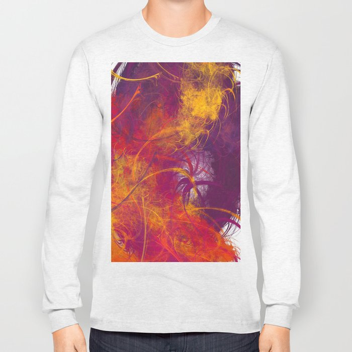 It is because of you Long Sleeve T-shirt