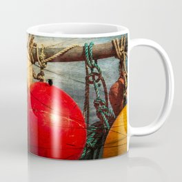 Nautical Bouys. Coffee Mug