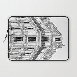 Parisian Facade Laptop Sleeve