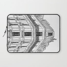 Parisian Facade Laptop Sleeve
