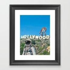 Hollywood Prime Framed Art Print