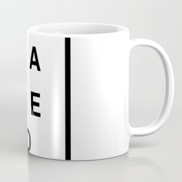 FADED SQUARED Coffee Mug