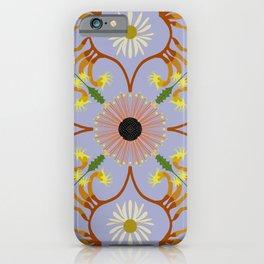 Banksia mandala iPhone Case