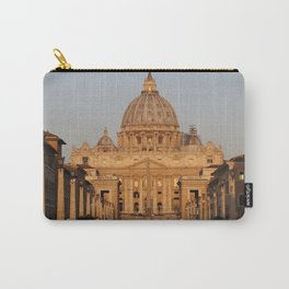 San Pietro at the sunrise Carry-All Pouch