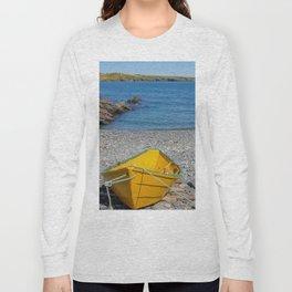 yellow dory Long Sleeve T-shirt