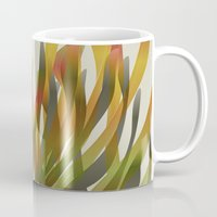 brazil Mugs featuring Brazil by Angelo Cerantola