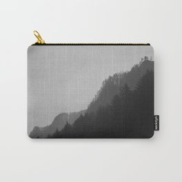 Pluviophile B&W Carry-All Pouch