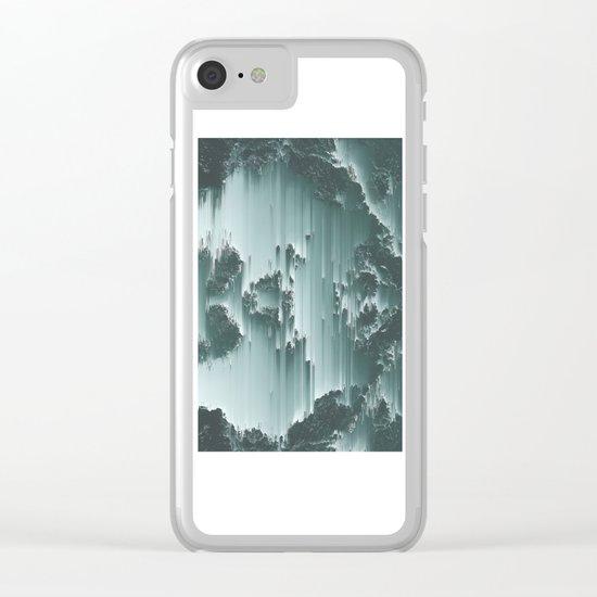 VALIUM Clear iPhone Case