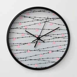 Arbeit Es [Work It] Wall Clock