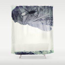 Japanesse Shower Curtain