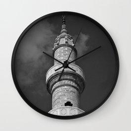 Minaret Wall Clock