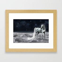 The Bright Morning Star Framed Art Print